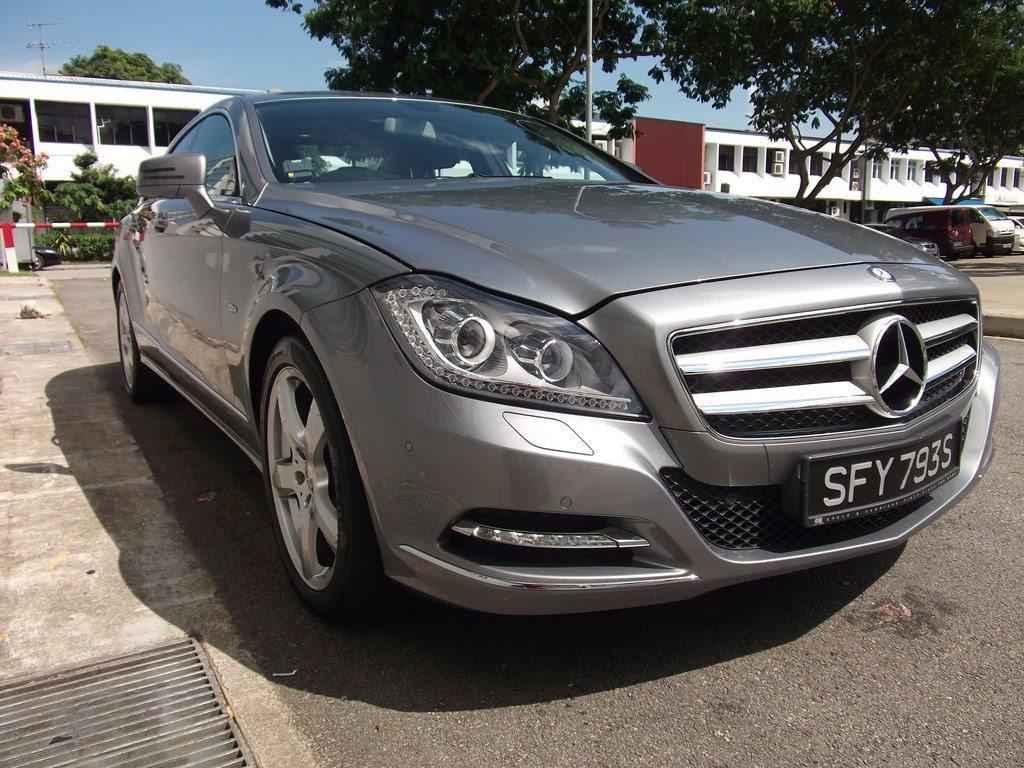 Mercedes benz cls350 for Mercedes benz singapore