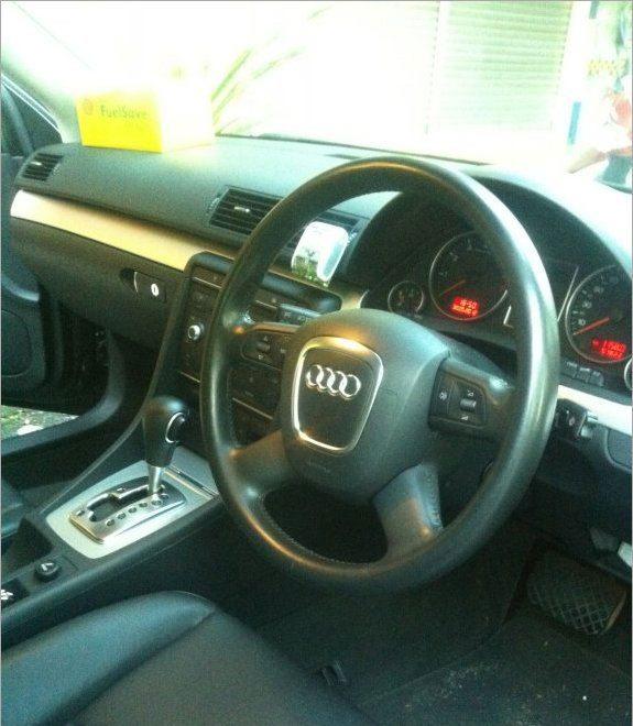 Audi A4 2.0A MU