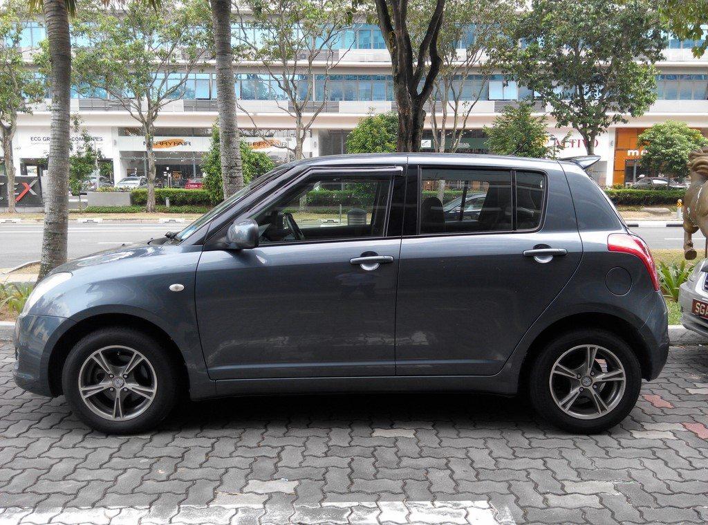 Xe tay ga Suzuki Address giá ''ngọt lịm'' thêm màu hiện đại