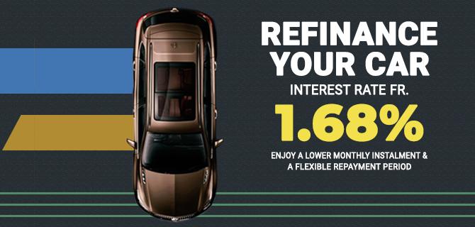 Refinancing Car Loan Service