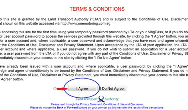LTA Transaction Pin Request - Step 4