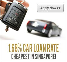 1.68% used car loan promotional rate