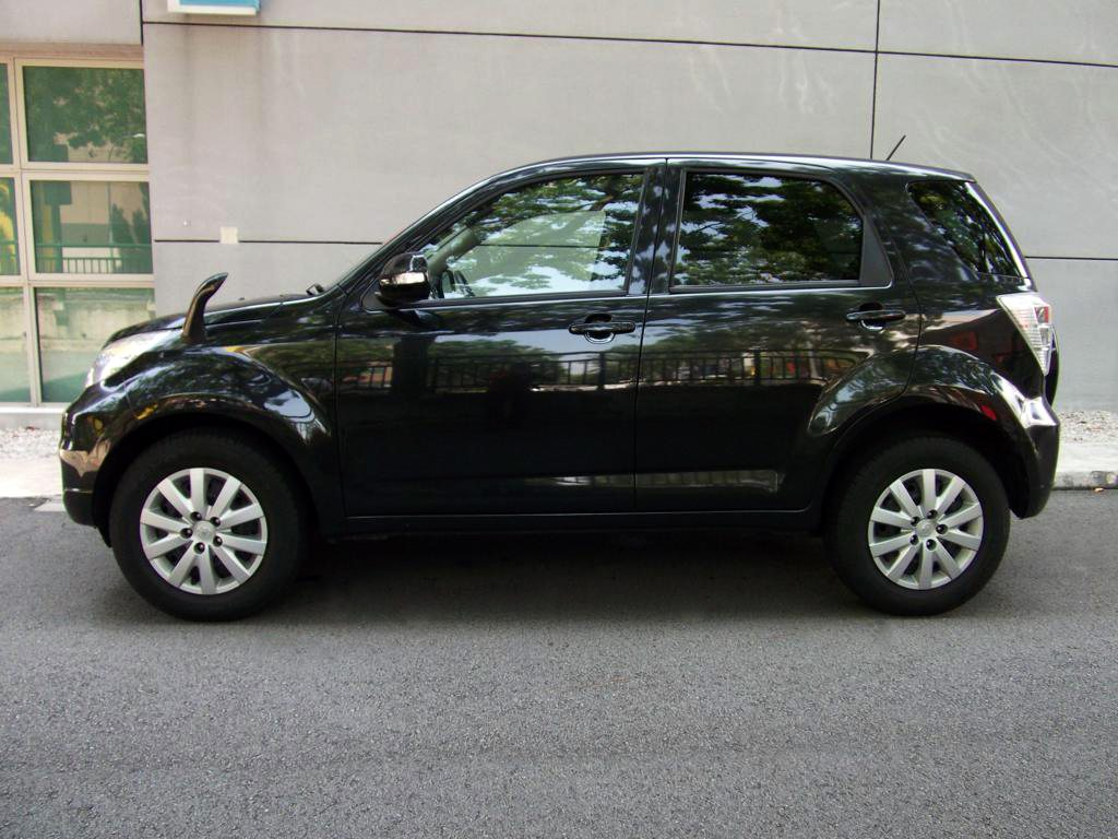 Used Toyota Cars For Sale By Owner >> Toyota Rush 1.5A X