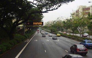 Surcharge for owning a second car onwards in Singapore