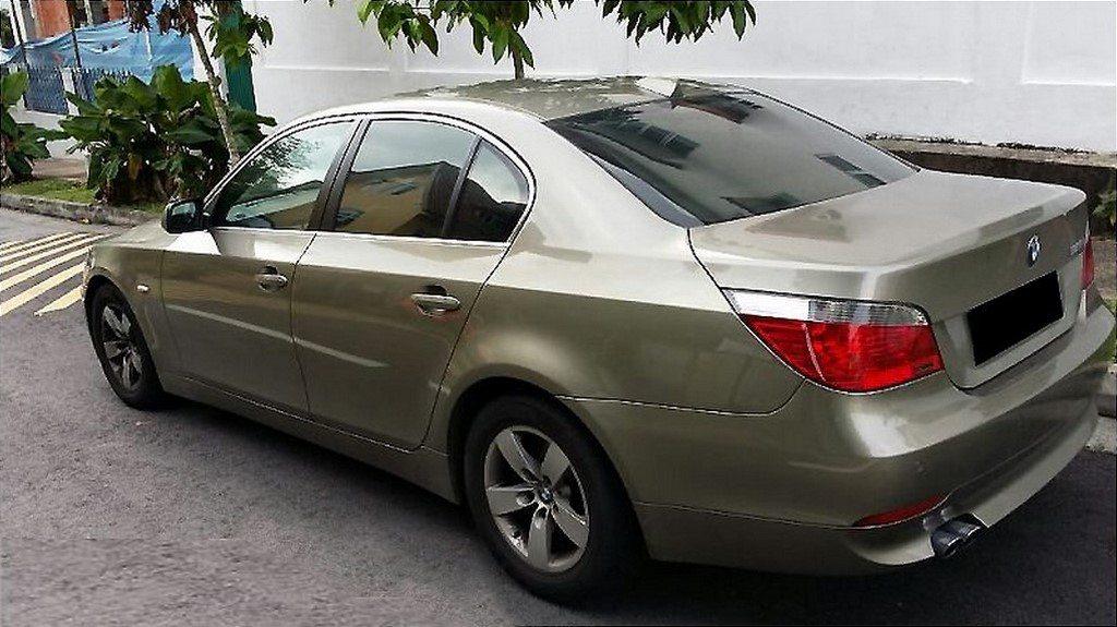 Car Depreciation Calculator >> BMW 525i   Car Loans Singapore, Car Finance & Used Cars   Speed Credit
