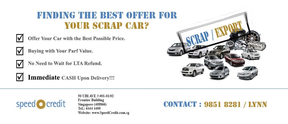 Car Scrap Quotation